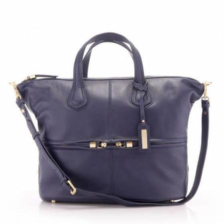 BREAL 女式手拎包·蓝色
