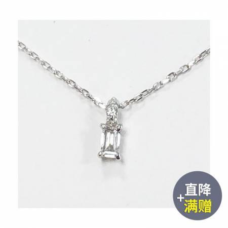 Vermeer 18K金钻石项链5分·钻石