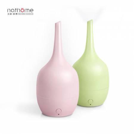 nathome/北欧欧慕 空气加湿器家用静音超声波雾化香薰机·薄荷绿