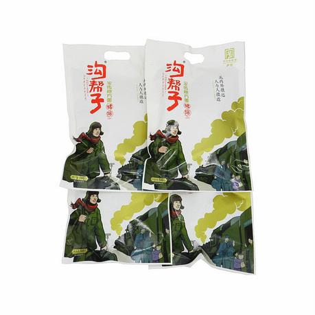 尹家 沟帮子果木熏制猪蹄·500g*4袋