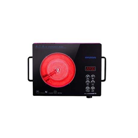 现代 QC-DT22E电陶炉·红色