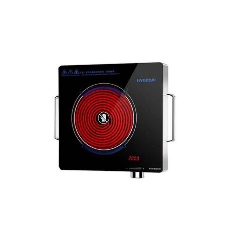 现代 BX-T20电陶炉红外线加热技术·黑色