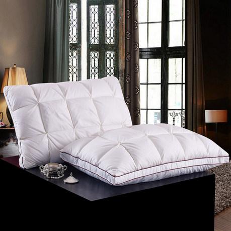 【一梦】纯白羽绒面包枕