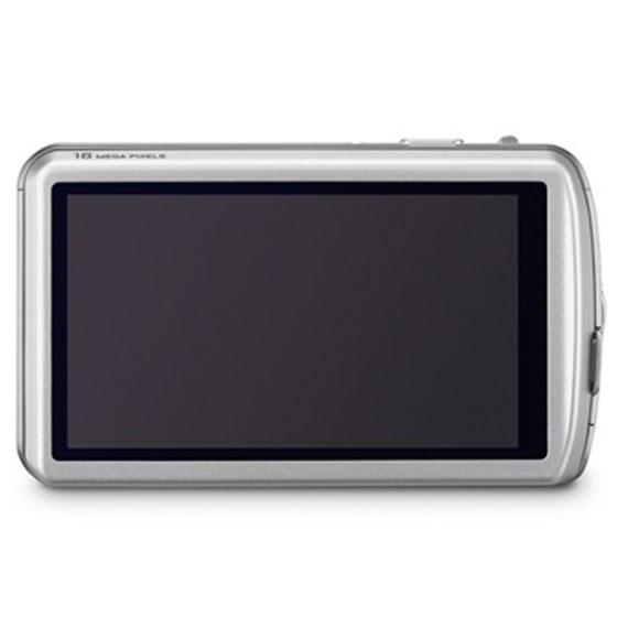 松下fp7gk智能触摸屏数码照相机 银色