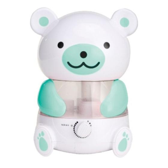 小白熊婴儿房空气加湿器hl-0651 粉蓝