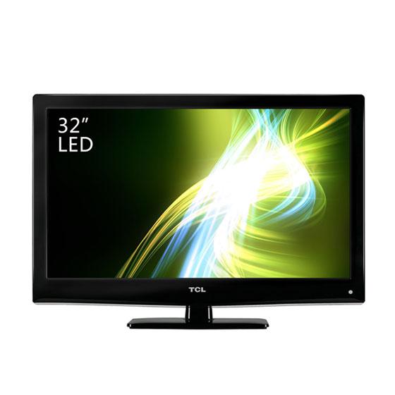 tcl32寸超薄液晶电视 黑色