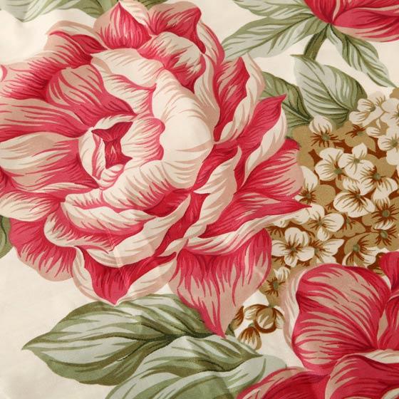 手绘撇丝花卉