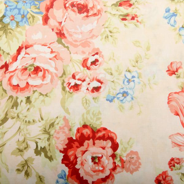 [富安娜] 家纺经典款超值体验六件套 橙色