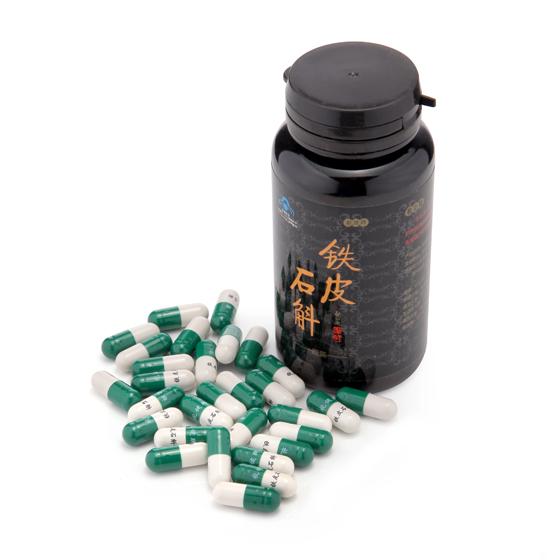 柏立特(杭健牌)铁皮石斛30粒*4瓶