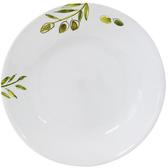 [康宁CORELLE]原装进口绿茵系列餐具8件组