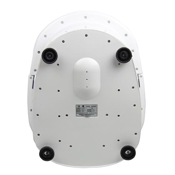 每时乐多功能足浴盆MSL-818 蓝白