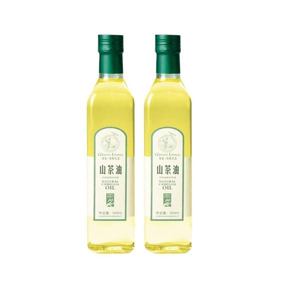 绿佑健康生态山茶油体验组