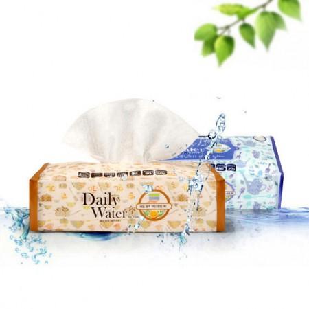 【代替抹布】海外购刷碗湿巾80片*6包
