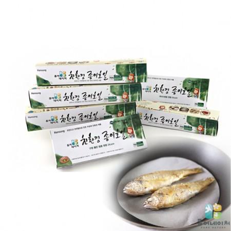 海外购韩国PURENATURE厨房用吸油纸