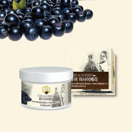 海外购韩国阿萨伊浆果粉12盒超值组