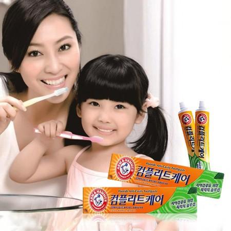 【95%美国家庭选用】海外购艾禾美牙膏4条装