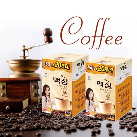 韩国MAXIM速溶咖啡特惠2盒装
