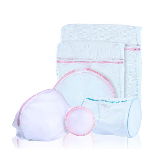 茶花洗衣袋8件套洗护合一