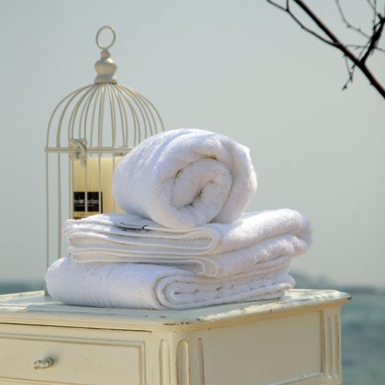 Guy Laroche姬龙雪原装进口毛巾家庭装·绿多色·洗面巾*6*条·浴巾*2*条·手巾*7*条