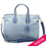 FINNESKER 女式手拎包·蓝色