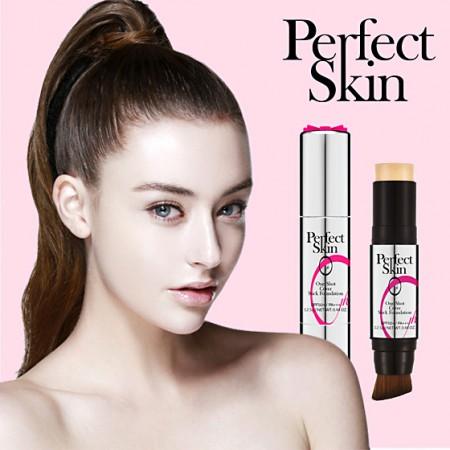 海外购韩国Perfect Skin完美遮瑕粉底棒