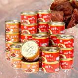 德丰秘制牛肉罐头两种口味36罐(单件约8.3元)