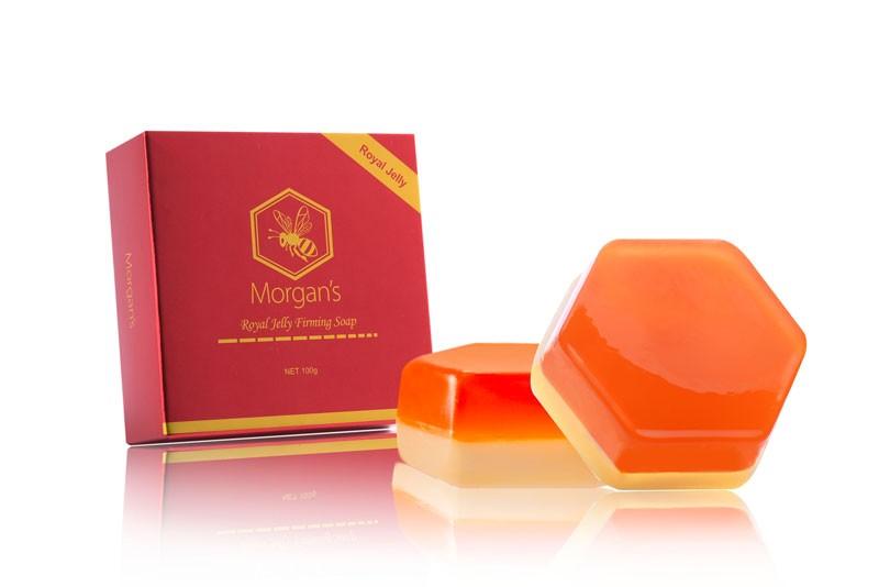 英国Morgan's蜂王皂尊享组