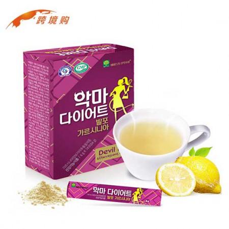 海外购韩国恶魔减肥冲剂