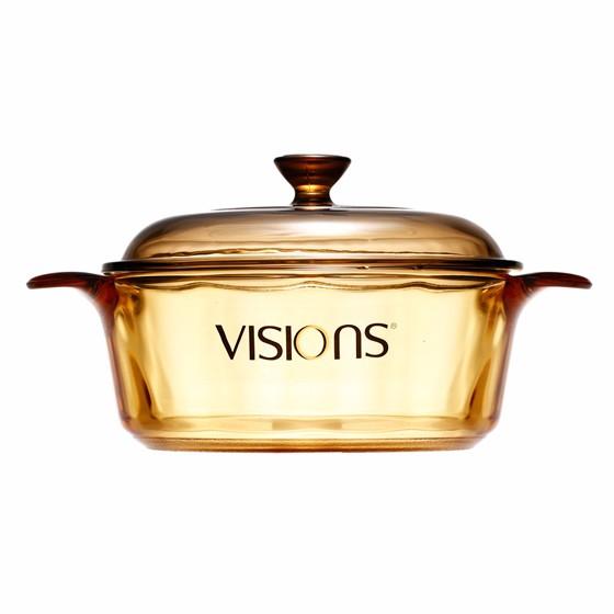 美国康宁 晶彩透明锅·3件·0.8L+1.5L+2.25
