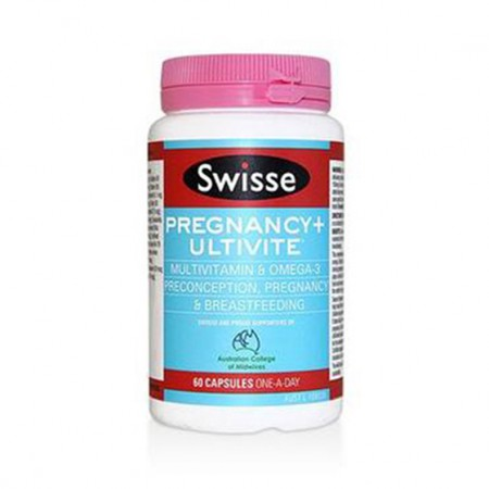 Swisse 孕妇复合维生素90粒