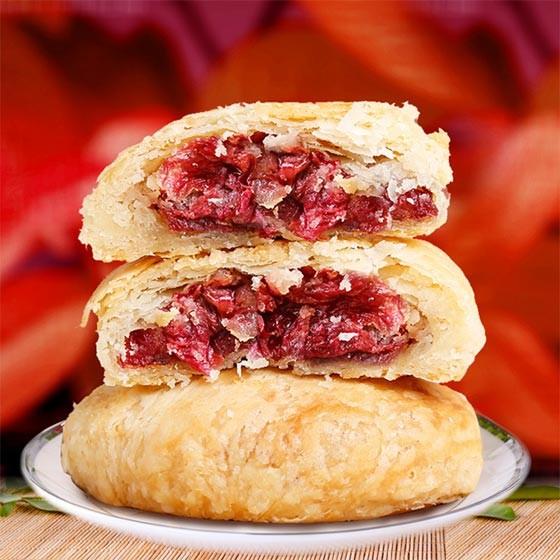 云南鲜花饼·3袋18块