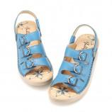 [Jellyko]舒适款女士凉鞋 蓝色