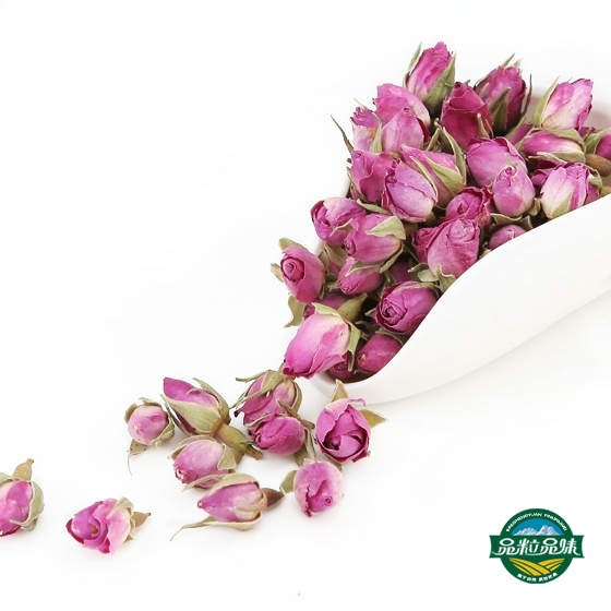 [品粒品味]天山新疆和田玫瑰花茶4+1超值组