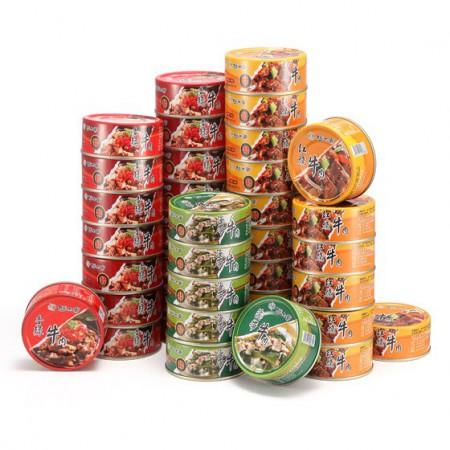 阿尔帝澳洲牛肉罐头38罐(单罐约7.9元)