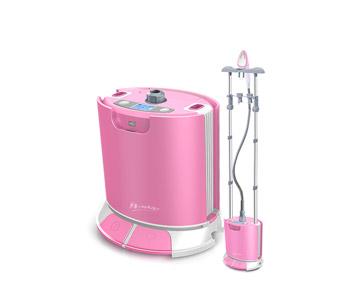 高端液晶可控双杆强力蒸汽挂烫机(微干洗体验)