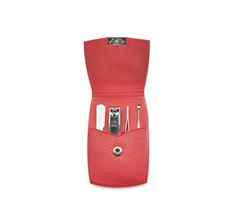 韩国777指甲刀套装红色(手足之情 用心呵护)