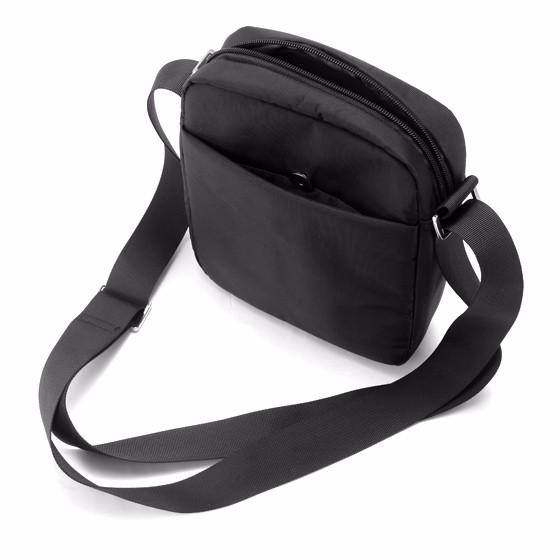 SWISSWIN 快乐出行背包·3件·黑色