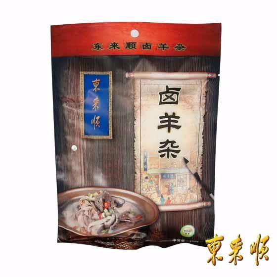 东来顺 红焖羊肉礼盒·200克*12袋+200克*3袋