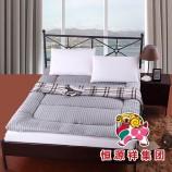 恒源祥纯棉优质软床垫1.8米床适用(180cm*200cm)