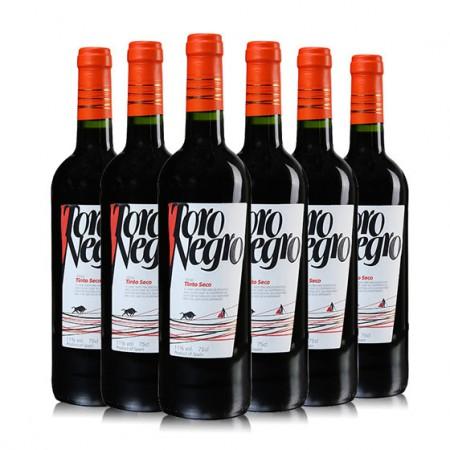 卡罗斯酒庄 西班牙尼格乐干红葡萄酒·12瓶组