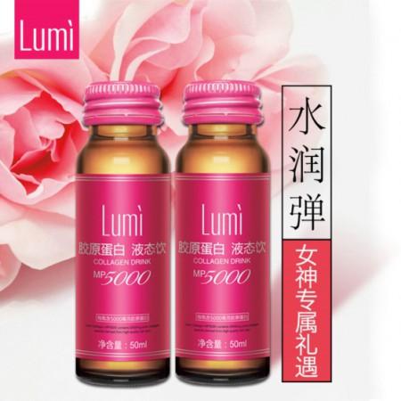 lumi胶原蛋白口服液6支(深海鱼进口胶原蛋白饮品)