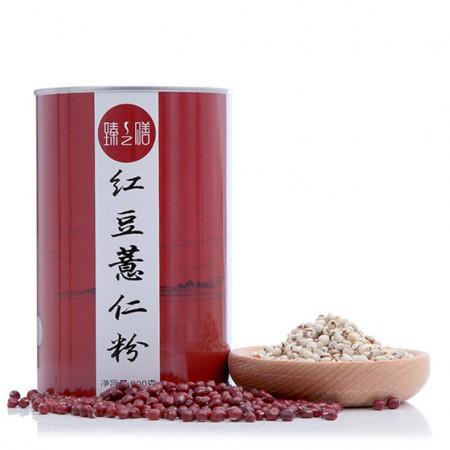 臻之膳红豆薏仁粉2罐组