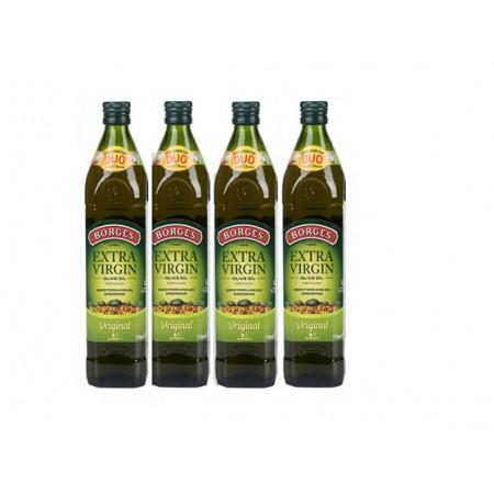 伯爵特级初榨橄榄油750ML*4