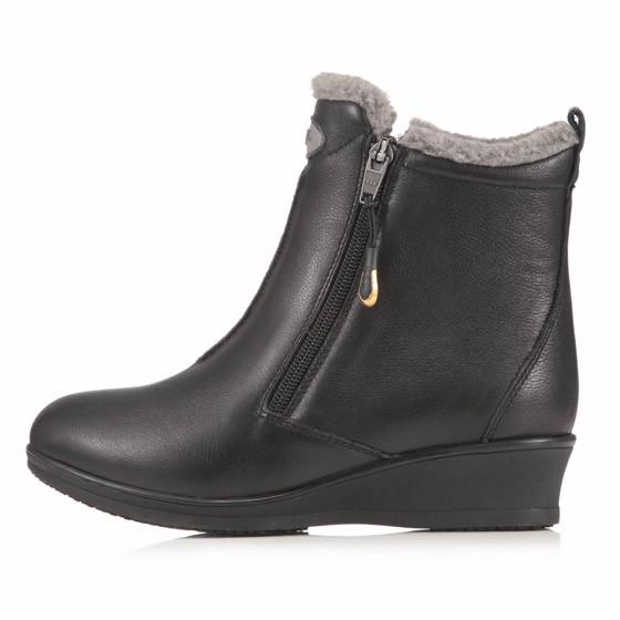 Jellyko 舒适百搭女靴·黑色