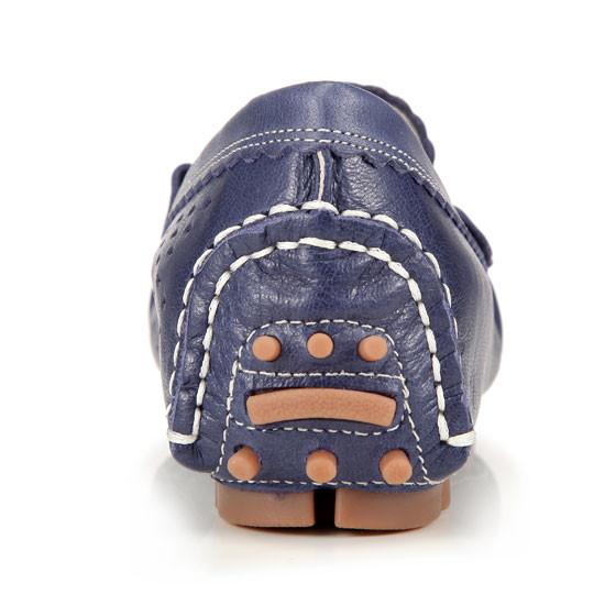 诺曼地 弹力豆豆呼吸鞋·蓝色