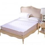 富安娜 轻柔薄床垫120*200 白