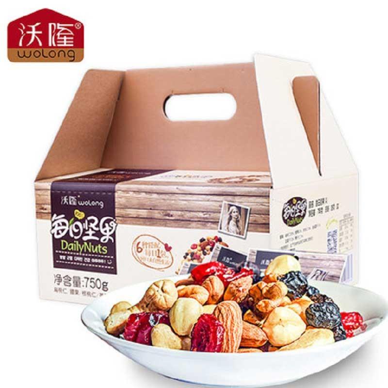 沃隆 营养美味组坚果·60包