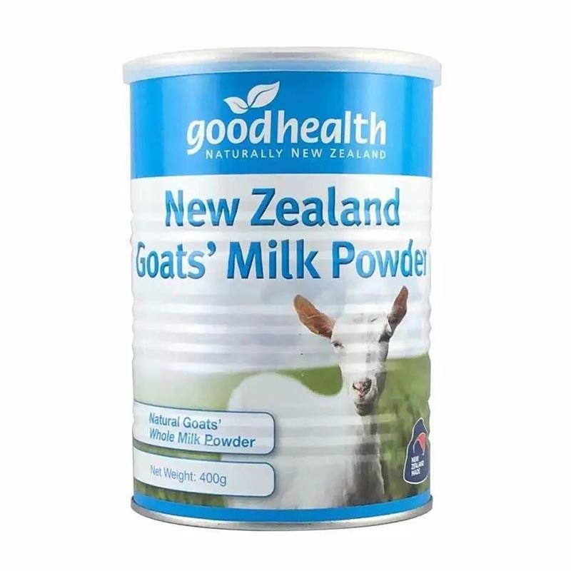 新西兰 Goodhealth山羊奶粉尊享家庭组·400g*6桶