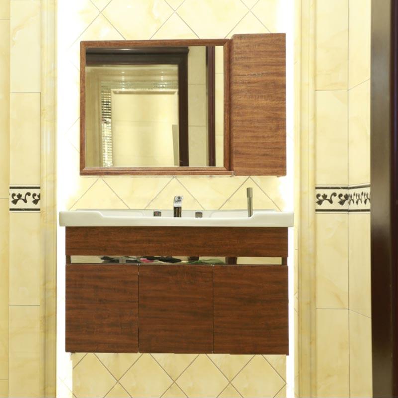 诺肯 不锈钢浴室柜80cm (券)