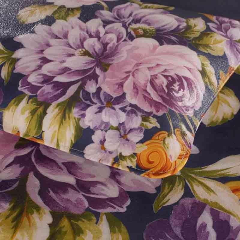 梦洁 传世珍藏奥罗拉艺术彩绘牛皮席1.5米